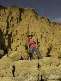 Rusty's Camping Holiday in Dorset